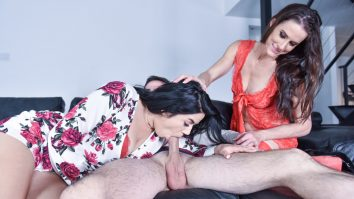 Treat Me Like You Treat My Stepdaughter Sofie Marie and Monica Sage